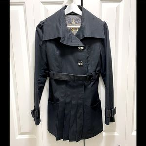 Mackage Mid Length Trench Coat Women's Small